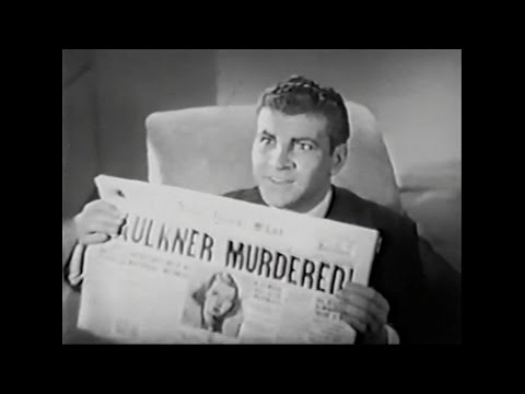 "ROBERT PRESTON: ""THE NIGHT OF JANUARY 16TH"" 1941"