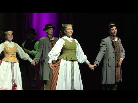 SAULE folk music group from Lithuania