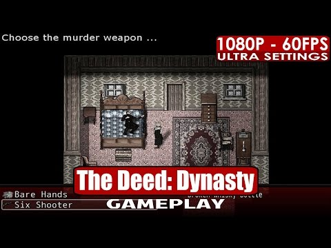 The Deed: Dynasty gameplay PC HD [1080p/60fps] |