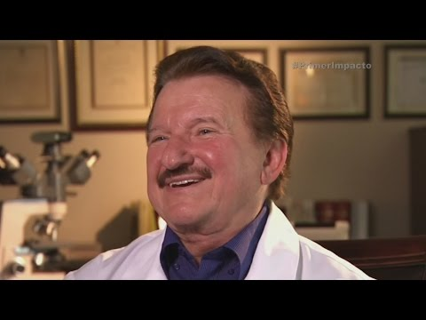 El Dr. Burzynski asegura conocer la fórmula para curar el cáncer