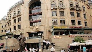 US warns of possible terror attacks in S. Africa's biggest cities