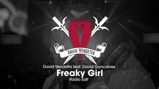 David Vendetta - Freaky Girl (Radio Edit)