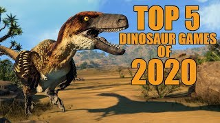 Top 5 Dinosaur Games Coming In 2020!