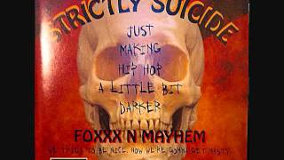 Download I Can Never Back Down - Foxxx N Mayhem.wmv MP3 song and Music Video