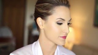 Bridal Makeup Trailer