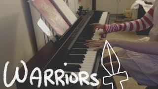 Repeat youtube video 【piano】LoL - Warriors