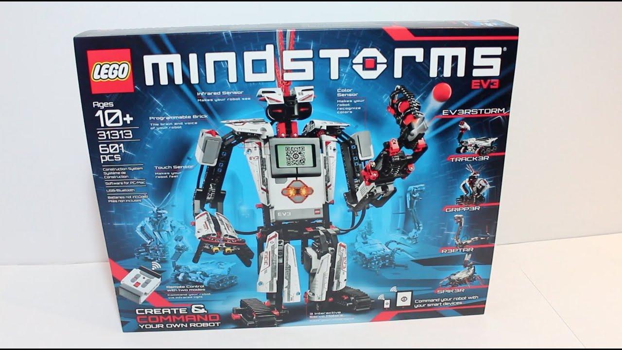 √ New Lego Mindstorms Ev4   Brickfinder
