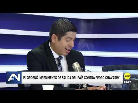 Abogado de Pedro Chávarry evitó decir dónde está su defendido por supuestos amedrentamientos