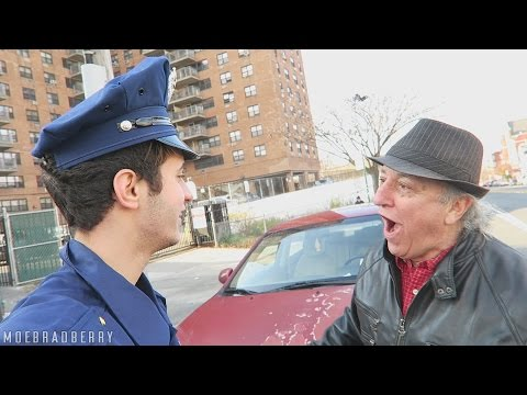 FIRE HYDRANT PARKING TICKET PRANK!! (BEHIND THE SCENES)