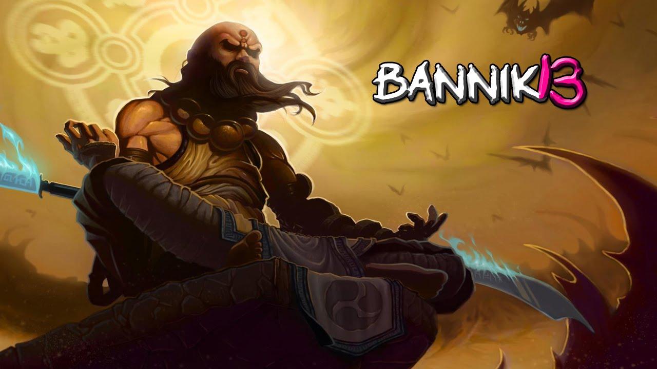 [Diablo 3] Monk | Wave Of Light Overpowered Starter Build