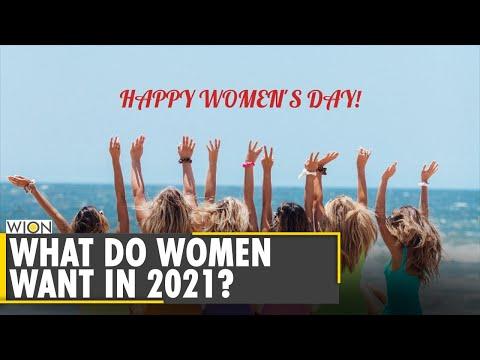Women around the globe voice their hopes for 2021| International Women's Day 2021| Women Empowerment
