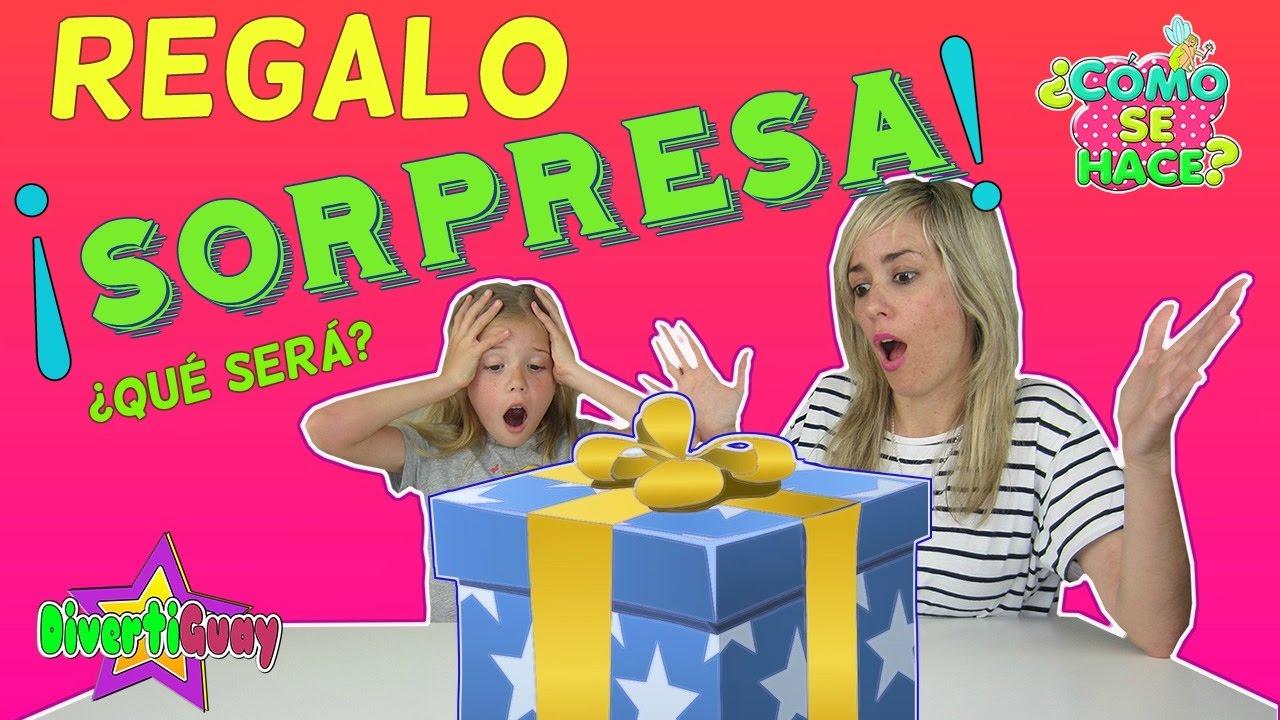 Caja regalo super haul diy divertiguay youtube for Roba usata regalo