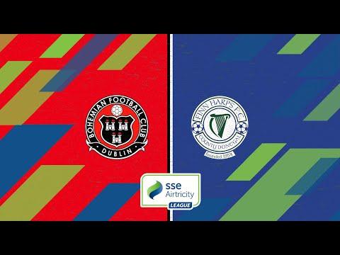 Premier Division GW17: Bohemians 0-2 Finn Harps