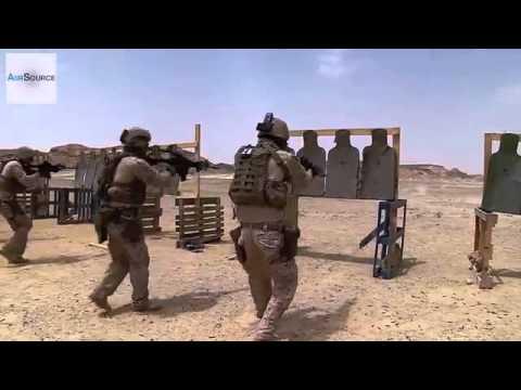 U.S. Marines Force Recon Shooting Range