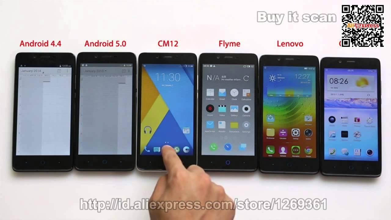 Android 5 0 lollipop c оболочкой flyme