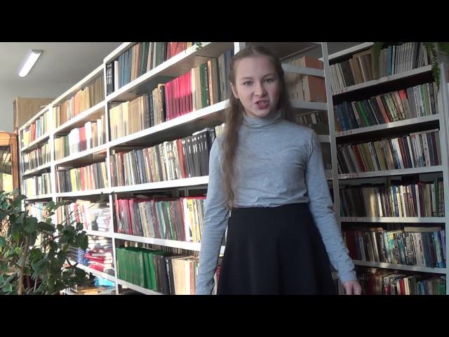 Изображение предпросмотра прочтения – СемыкинаЕкатерина читает произведение «Жив, а не умер» М.И.Цветаевой