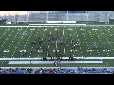 2014 Chester County High School Band (Henderson, TN)