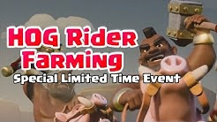 Ride of the Hog Riders ~ Based on the (Official TV Commercial) ~ Special Troop Event Supercell