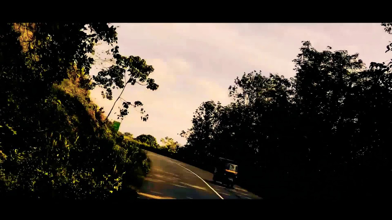 Thenmala a small travel video 1080px HD