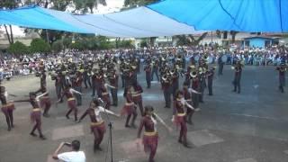 Festival de Bandas Atiquizaya 2013 Coruña Drum & Bugle Corps