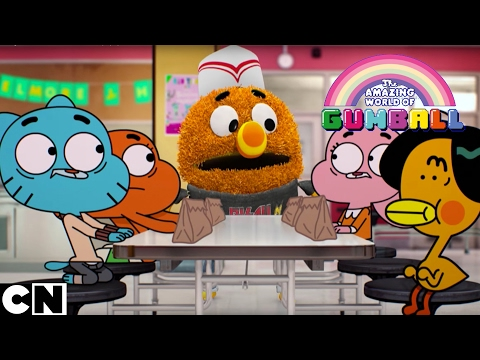 The Amazing World of Gumball  The Parasite  3