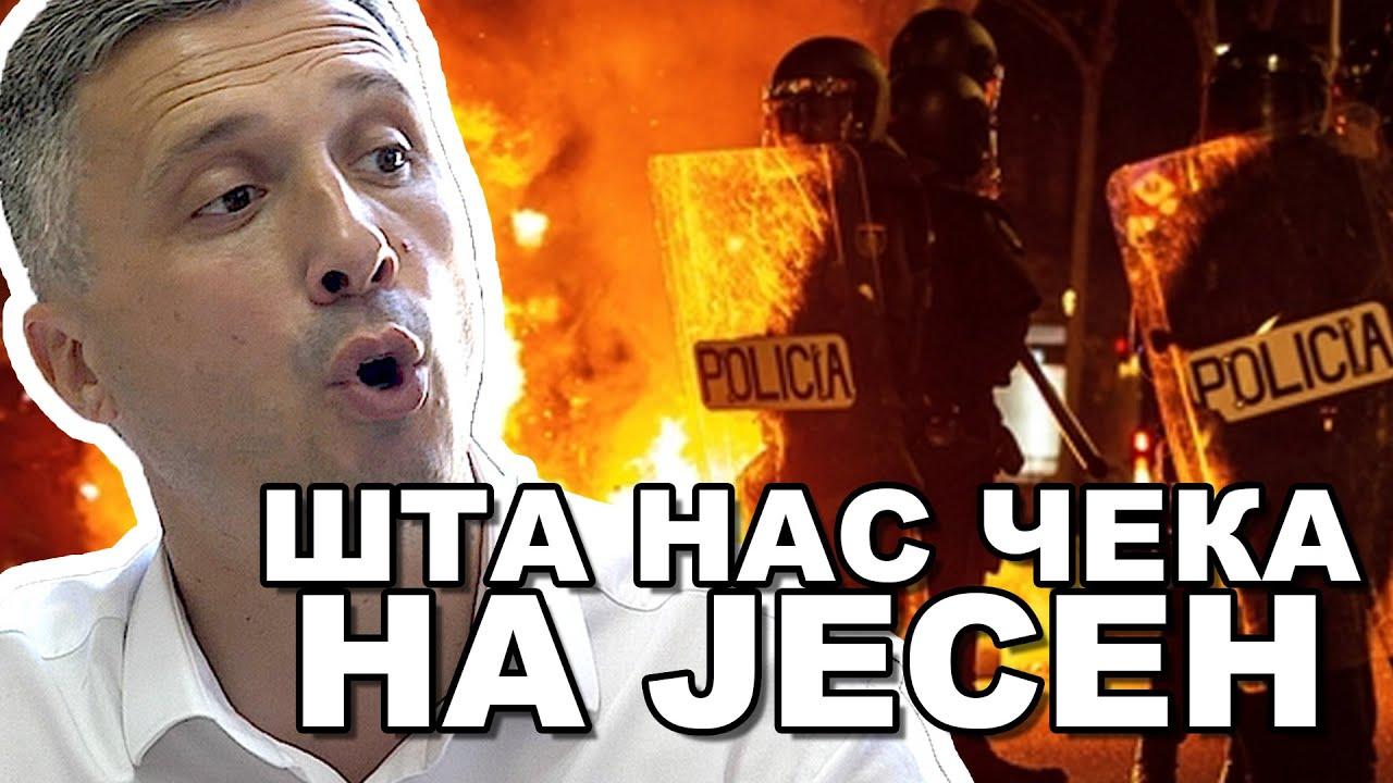 Boško Obradović: Jedino rešenje - opšta građanska neposlušnost