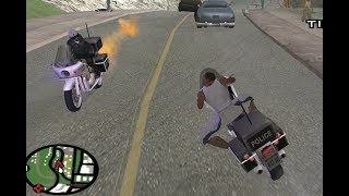 Starter Save-Part 32-The Chain Game ZoomMod-GTA San Andreas PC-complete walkthrough-achieving ??.??%