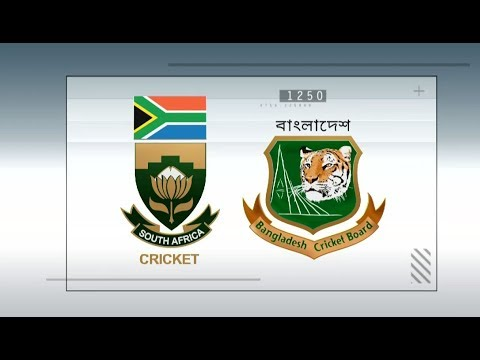 Sunfoil Test Series - South Africa vs Bangladesh 1st Test post match wrap