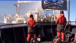 Sea Shepherd intercepta a balleneros japoneses