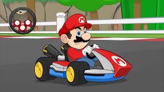 18+ [Пародия] Racist Mario - Расист Марио (Rus by Mia & Rissy)(Оригинал: http://www.youtube.com/watch?v=G-Wn48geCJ8 Мы всегда рады вашей поддержке! Мы с Риськой стараемся для вас и надеемся,..., 2014-09-07T21:17:13.000Z)