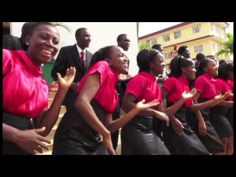 I Believe - The Glorious Voices (the University of Yaounde I Choir)