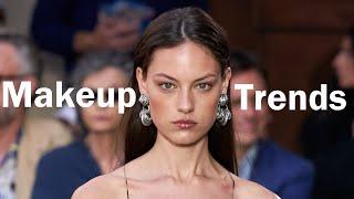 Макияж 2020 весна лето Тренды макияжа Makeup 2020 Trends