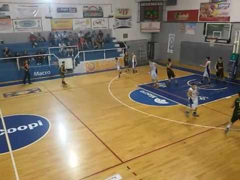 Bolívar 85 vs Pesca 77 clásico por el provincial sub-19
