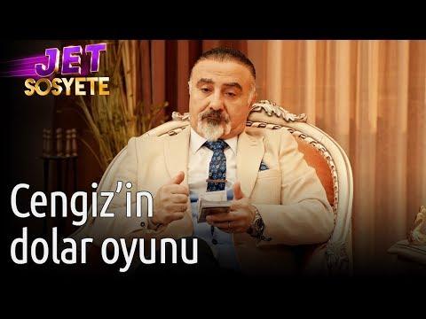 Jet Sosyete 3. Sezon 9. Bölüm - Cengiz'in Dolar Oyunu