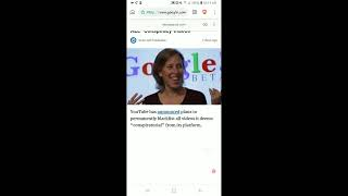 """YouTube to permanently blacklist all """"conspiratorial"""" videos - Supasly75 Mirror"""