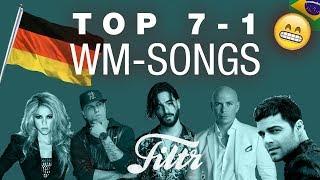 Top 7 - 1 WM-Songs