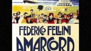 Amarcord theme - Nino Rota