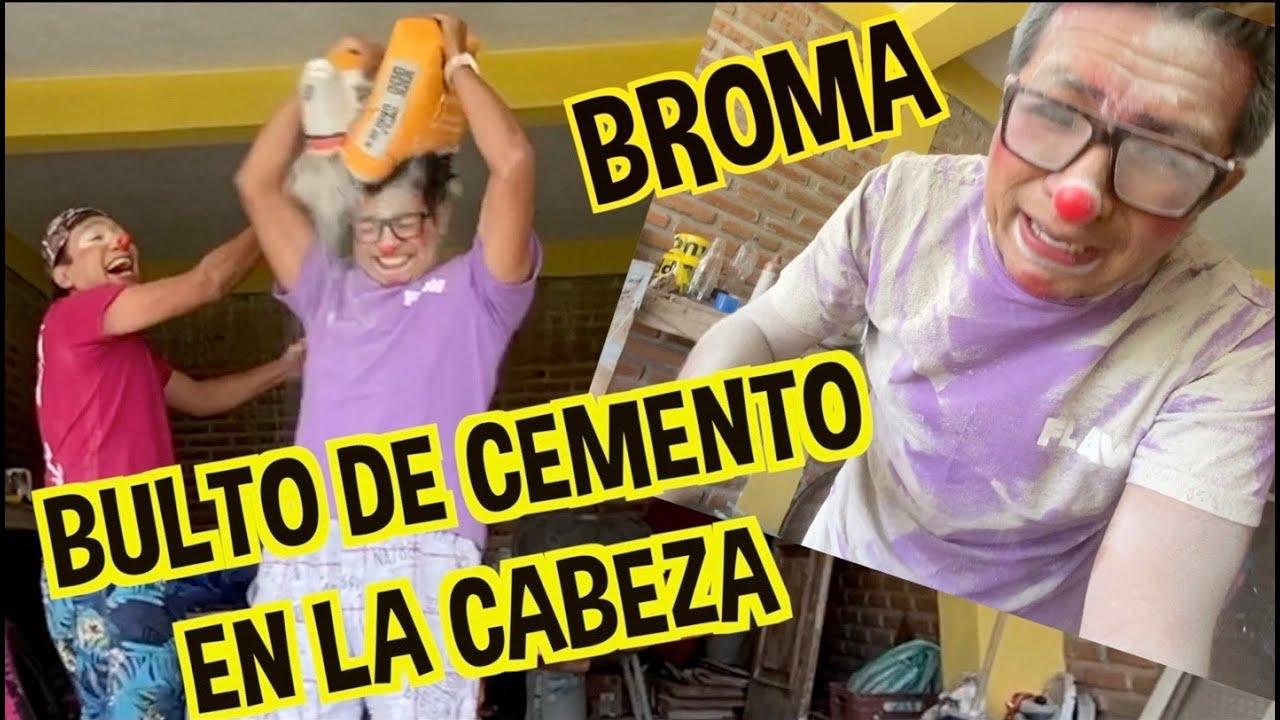 BROMA / BULTO DE CEMENTO EN LA CABEZA DE OSKARIN / LOS DESTRAMPADOS