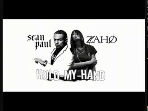 Zaho Feat. Sean Paul - Hold My Hand (Audio Officiel)