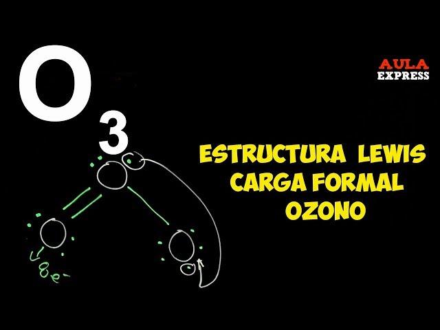 V2movie Ozono O3 Estructura De Lewis Carga Formal