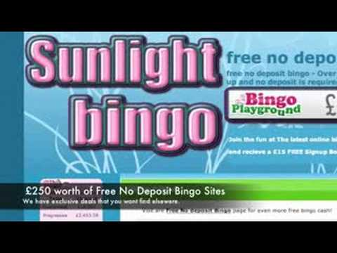 Free Bingo Without Deposit