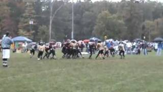 9-26 Dulles South Eagles Ank1 vs Gainesville Grizzlies Part 2