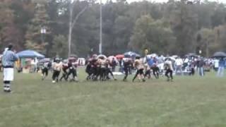 9-26 Dulles South Eagles Ank1 vs Gainesville Grizzlies Part 2