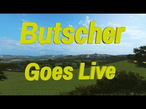 LS17 Livestream von Butscher . Gaming / Dutsch Polder + Sandy Bay Map