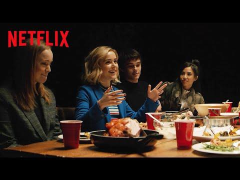 Let It Snow Cast Get Together for Friendsgiving | Netflix