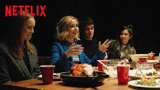 Let It Snow Cast Get Together for Friendsgiving | Netflix