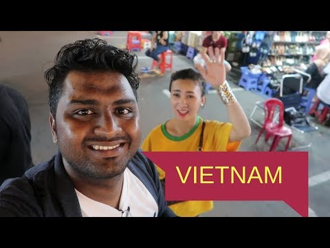 Cheapest Place For Shoping in Vietnam     Ben Thanh Market   