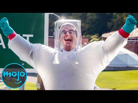Top 10 Craziest Stunts from Last Week Tonight With John Oliver
