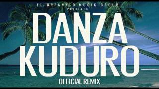 Danza Kuduro (Official Extended Remix) Don Omar ft. Lucenzo,...