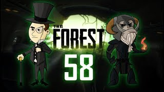 THE FOREST #58 : Efficient Bone Collectors
